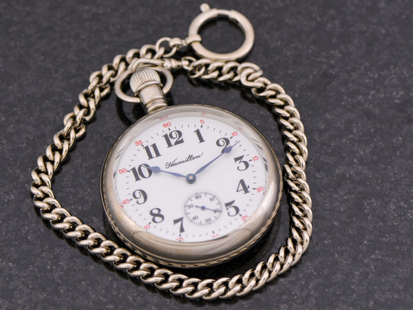 Hamilton Pocket Watch Limited Edition