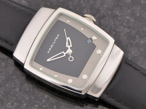 Hamilton NOS Reissue Everest Quartz