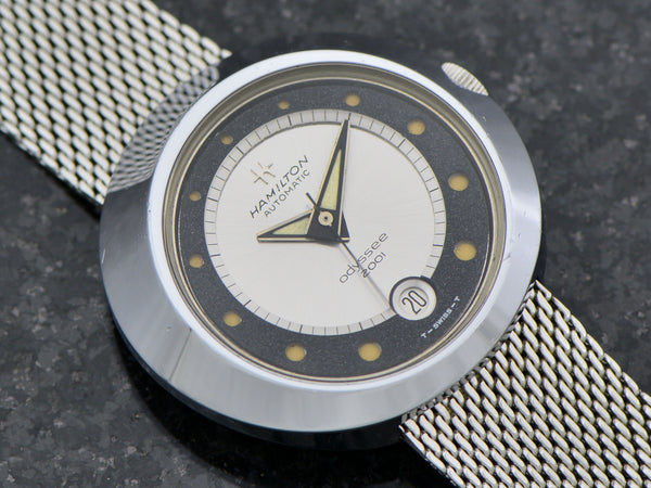 Hamilton Odyssee With Box & Bracelet