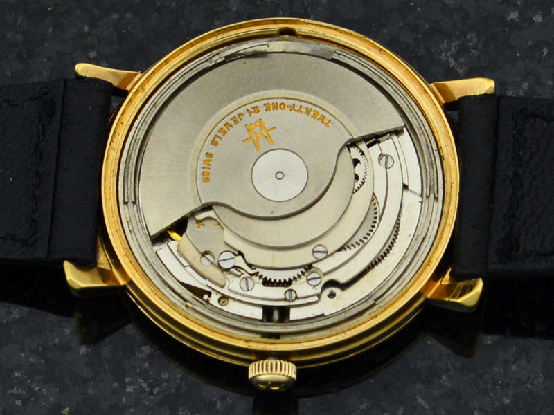 "Hamilton ""Sharkfin"" Automatic Watch Movement with Date"
