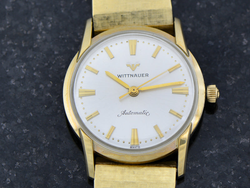 Wittnauer Automatic Mint With Box & Papers