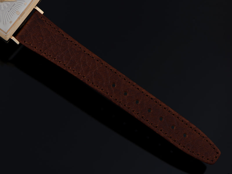 New Genuine Leather Brown Strap