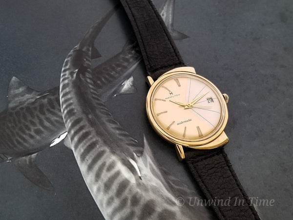 "Hamilton ""Sharkfin"" Automatic With Date"