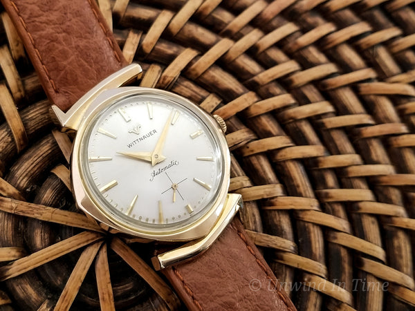 Wittnauer Asymmetric Sportsman 602 Automatic Watch