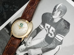 Hamilton Electric Dan Currie MVP Michigan State Award Spectra Watch