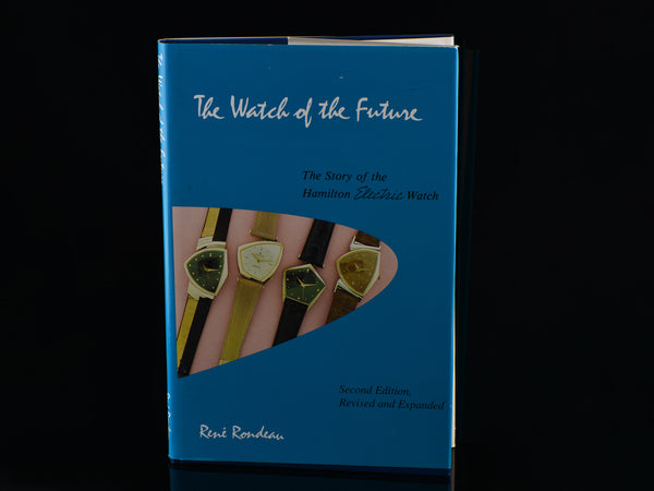 "Second Edition of ""The Watch Of The Future"""