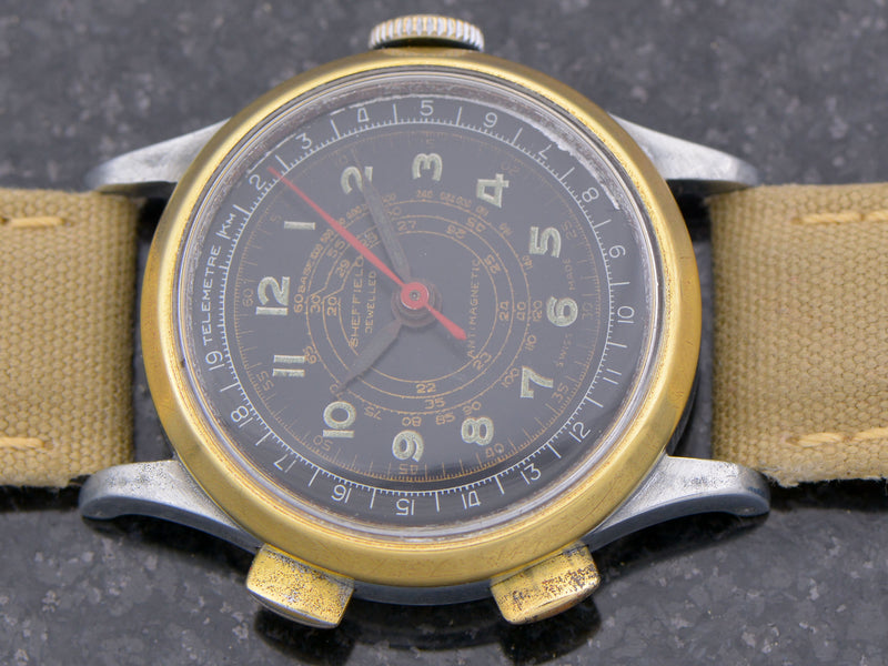 "Sheffield Snail Dial ""Chronograph"""