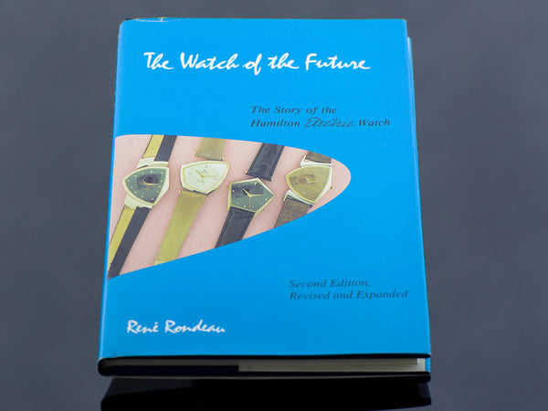 "Second Edition Book of ""The Watch Of The Future"""