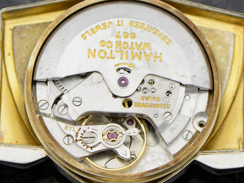 Hamilton 100% Authentic Pacermatic Watch Movement