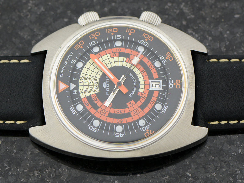 Fortis Marinemaster Vintage Watch