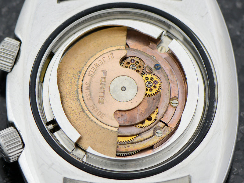 Fortis Marinemaster Vintage Watch Movement