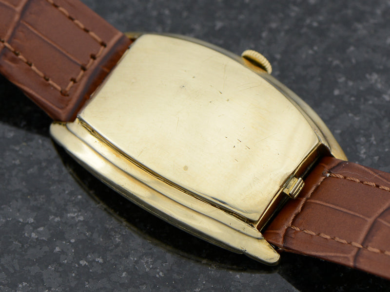 Gruen Flip Top Veri-Thin Precision Watch