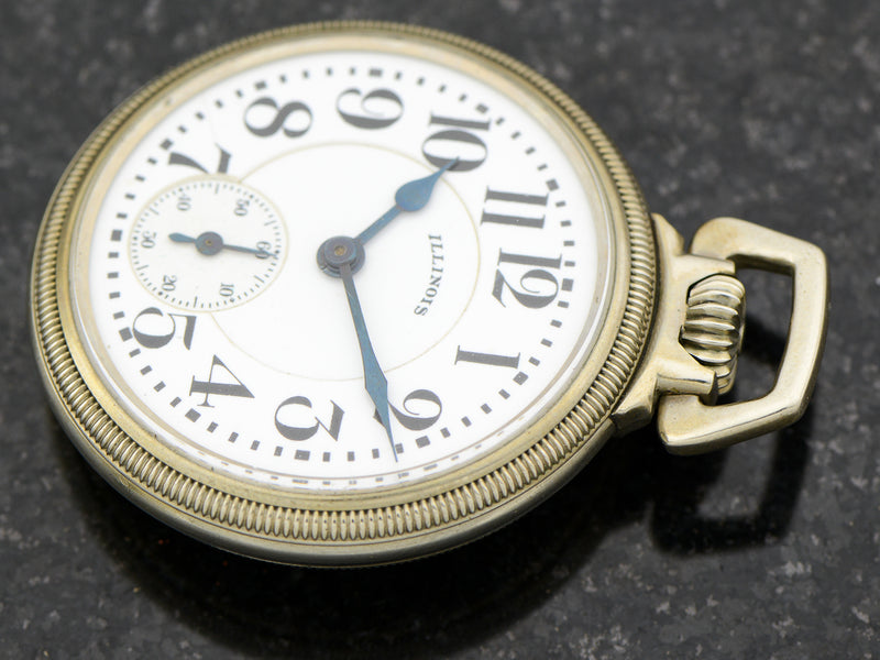 Illinois Bunn Special Pocket Watch
