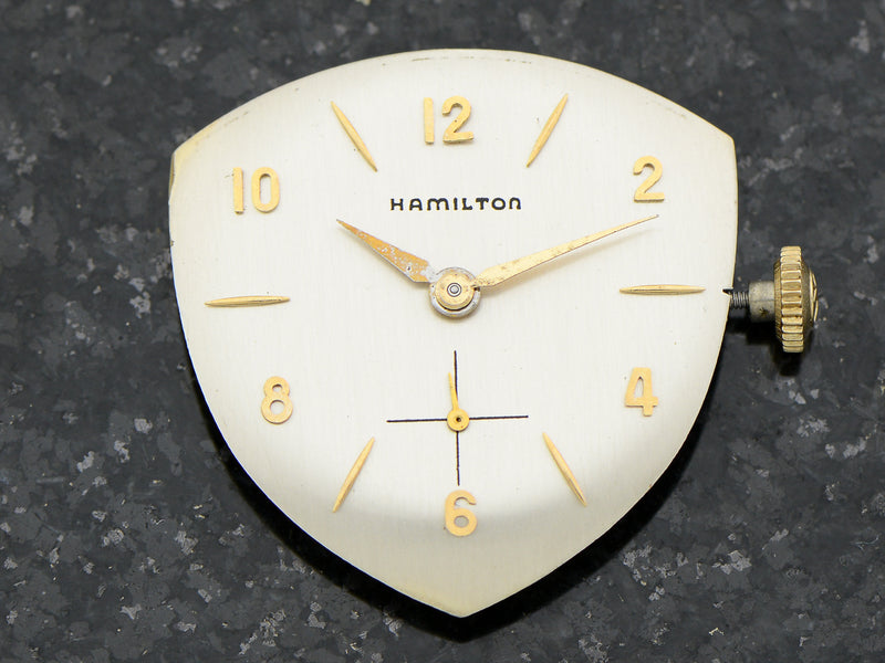 Hamilton Yellow Gold Filled Thor