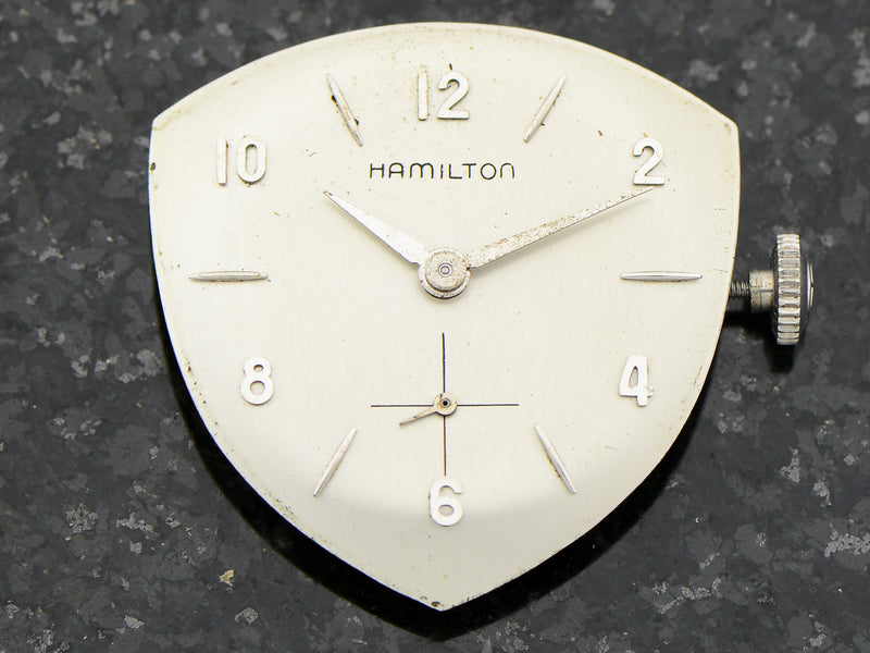Hamilton White Gold Filled Thor