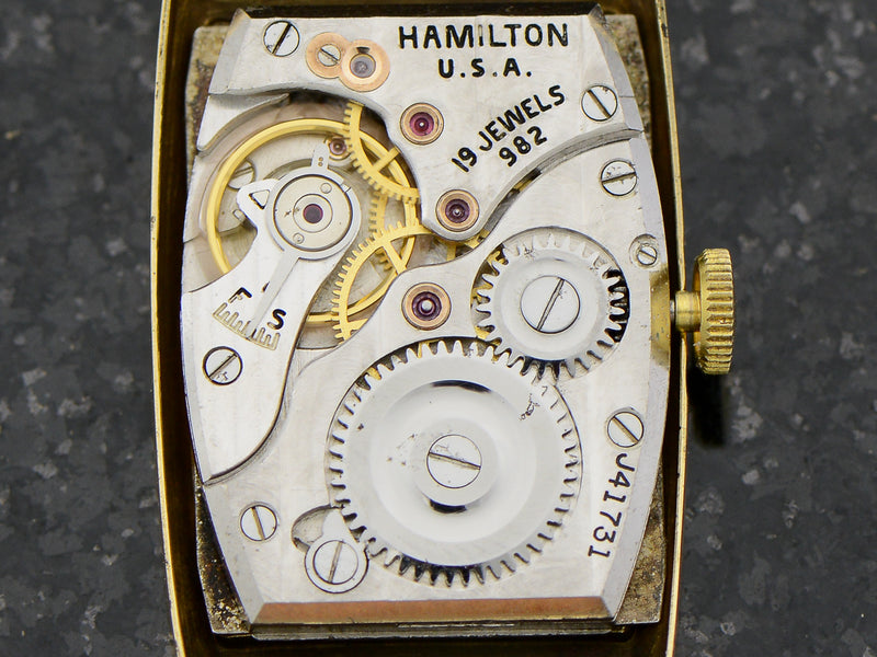 Hamilton 18K Richmond