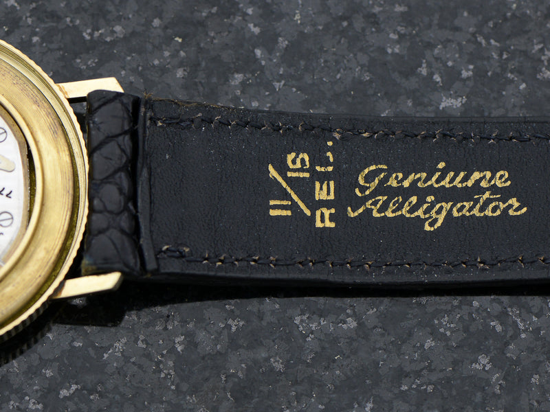 Hamilton 14K Liberty Coin Watch