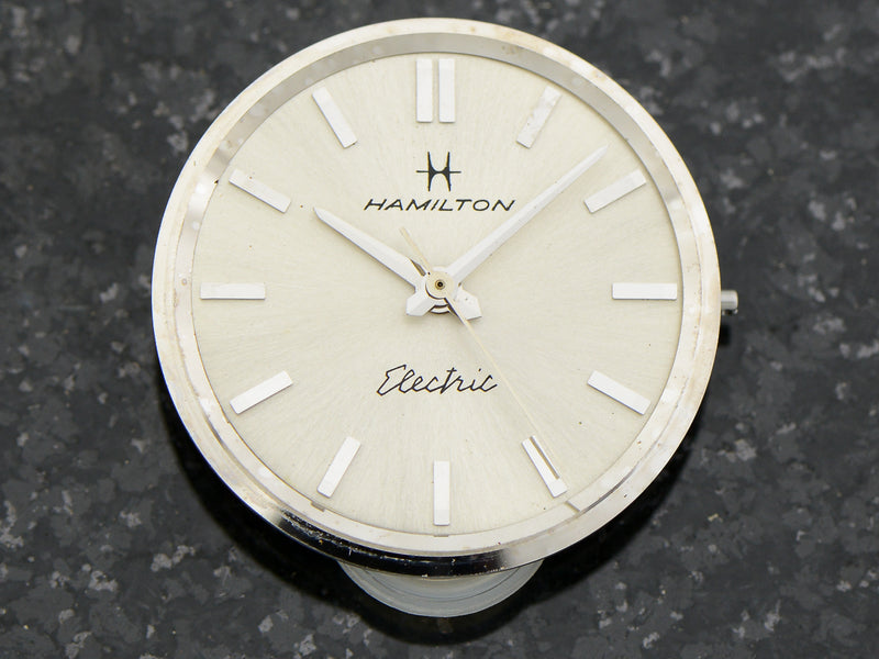 Hamilton Electric Stainless Steel Nautilus 507