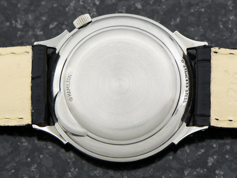 Hamilton Electric Stainless Steel Nautilus 502
