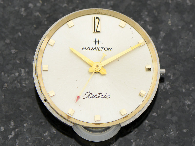Hamilton Electric 14K Polaris II Watch Dial
