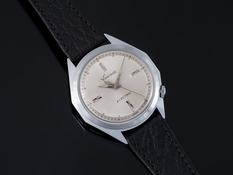 Vantage Electric 130E By Hamilton Clearview Watch