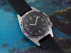 Vantage Electric 130E By Hamilton Dive Watch
