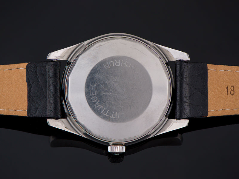 Wittnauer Electro-Chron 4750 Watch Case Back