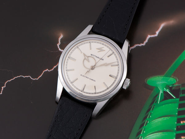 Wittnauer Electro-Chron 4750 Watch