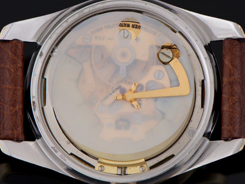 Wittnauer Electro-Chron Landreon 4750 Watch Movement With Insulator