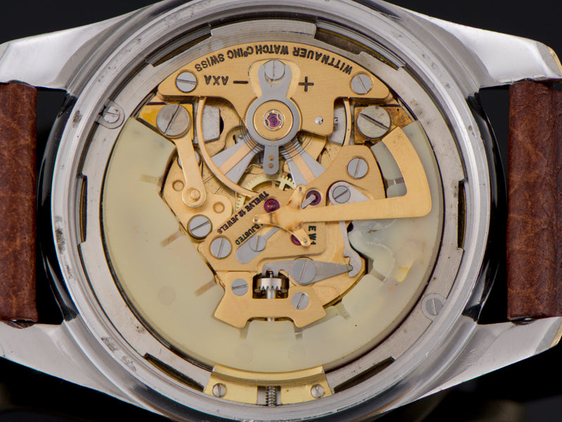 Wittnauer Electro-Chron Landreon 4750 Watch Movement