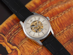 Wittnauer Electro-Chron Skeleton Watch