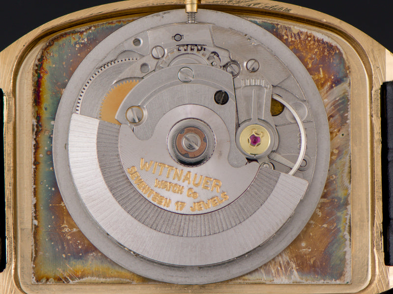 Wittnauer Futurama Automatic Watch Movement