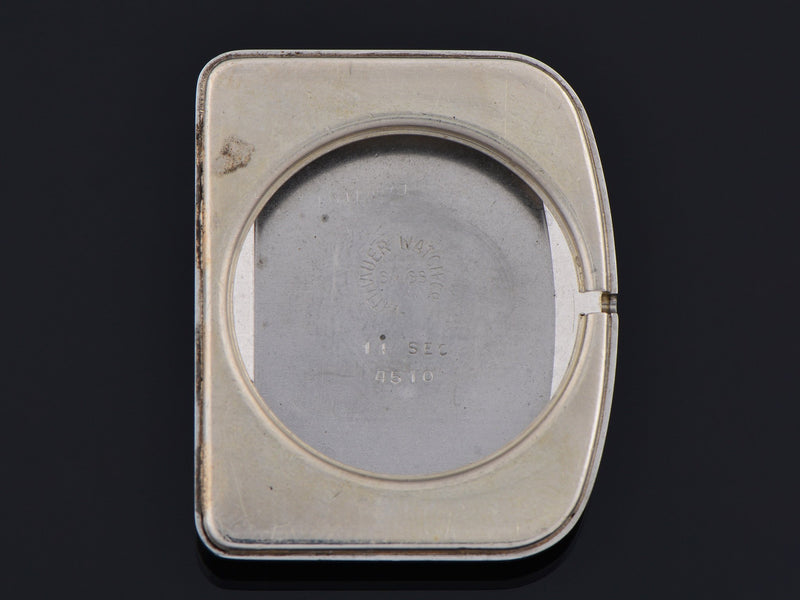 Wittnauer Futurama Inner Watch Case Back