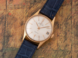 Zenith Captain 18K Rose Gold Automatic Watch