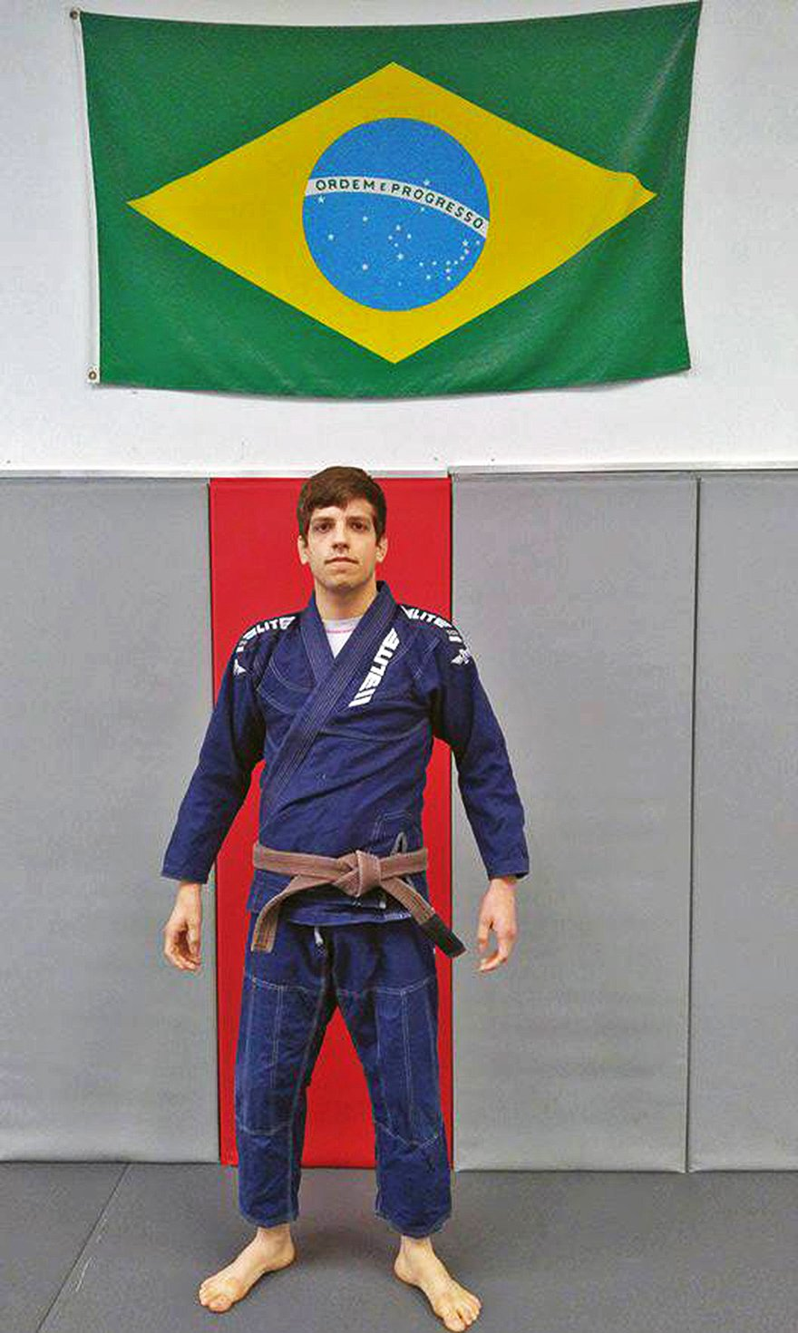 Elite Sports Team Elite Bjj Fighter Aaron Brooks Image1