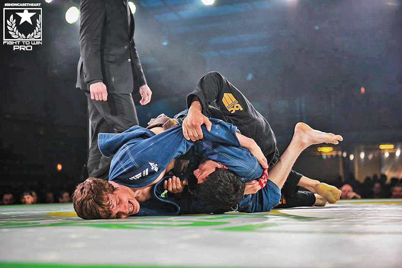 Elite Sports Team Elite Bjj Fighter Aaron Brooks Image4