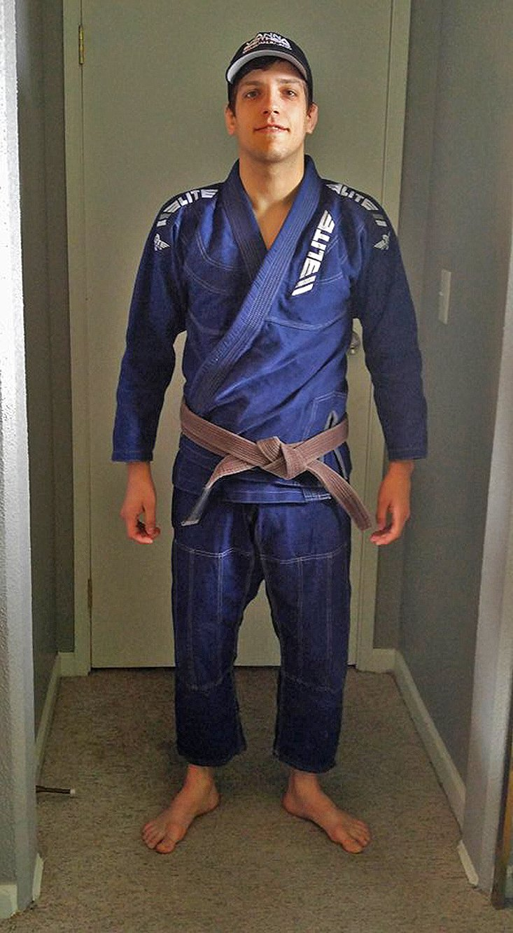 Elite Sports Team Elite Bjj Fighter Aaron Brooks Image9