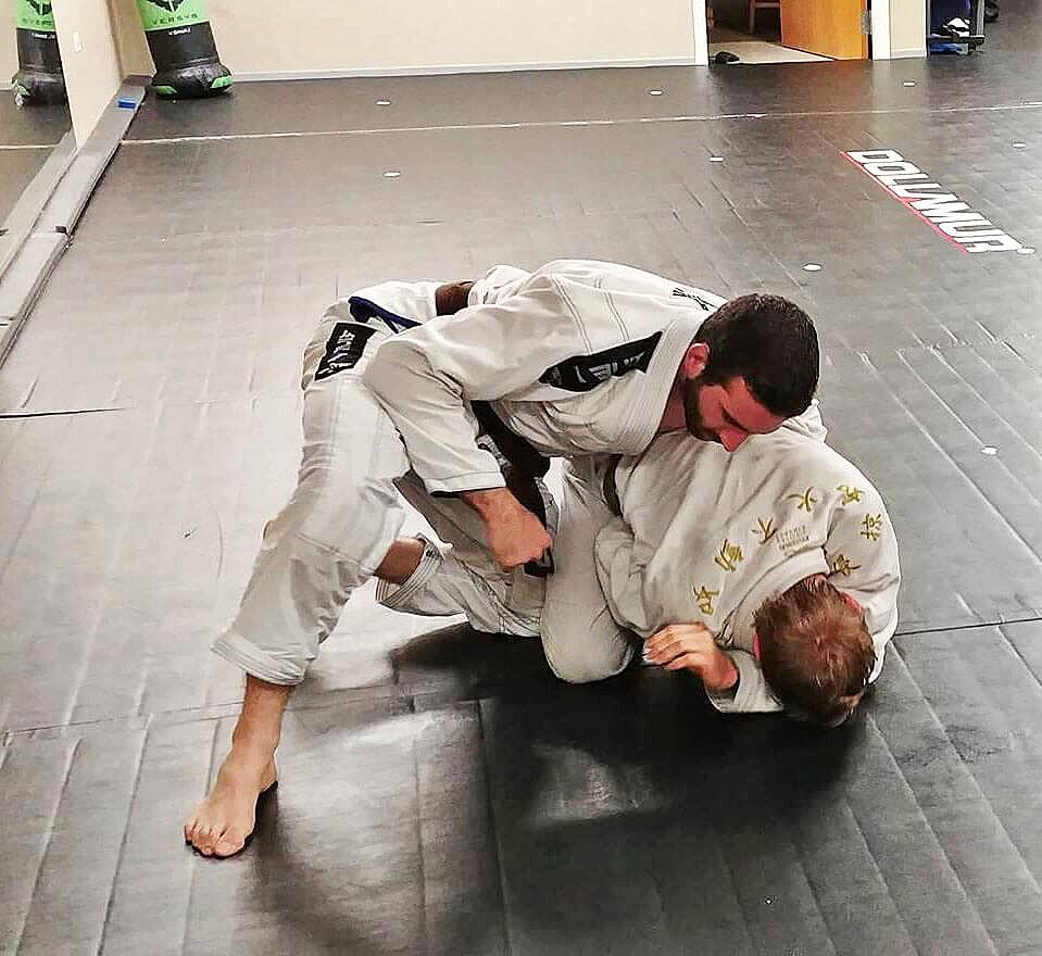 Elite sports Team Elite Bjj Blake Klassman image2