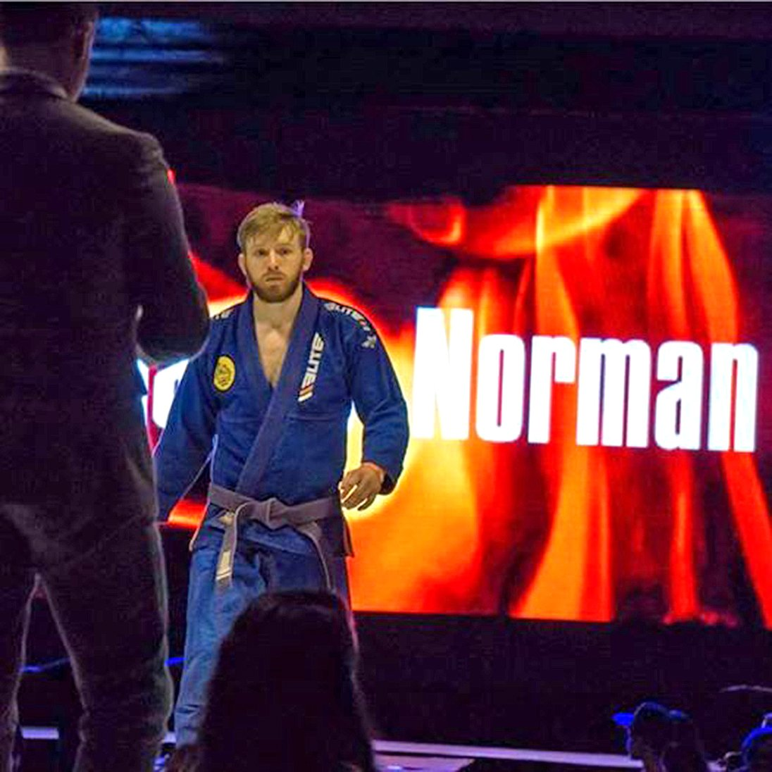 Elite Sports Team Elite Bjj Fighter  Chance Norman     Image1