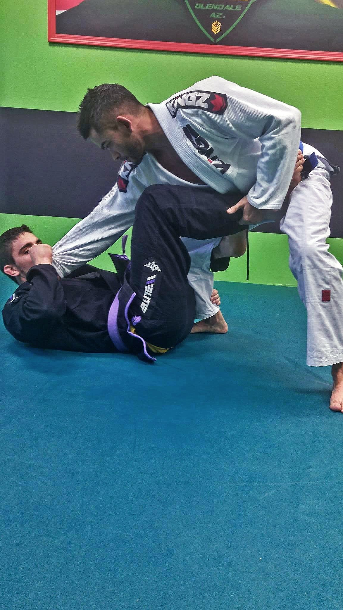 Elite Sports Team Elite Bjj Fighter Garrett Flanders Image3