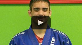 Elite sports team elite Bjj Fighter Garrett Flanders video thumbnail3