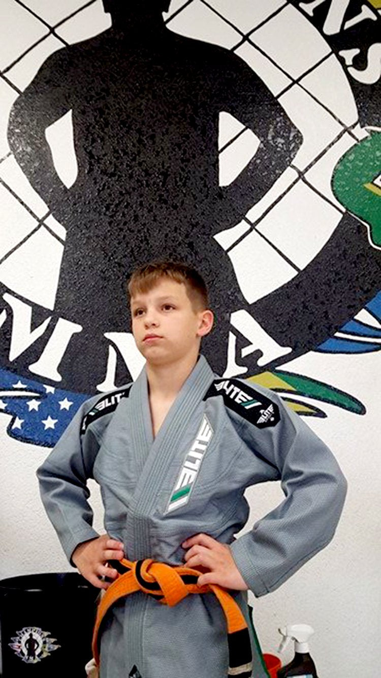 Elite Sports Team Elite Bjj Fighter Jace Brownlow  Image1