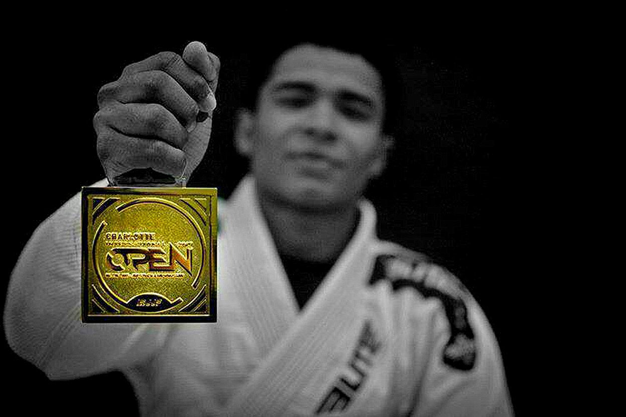 Elite Sports Team Elite Bjj Fighter Johnif de Oliveira Rocha  Image4