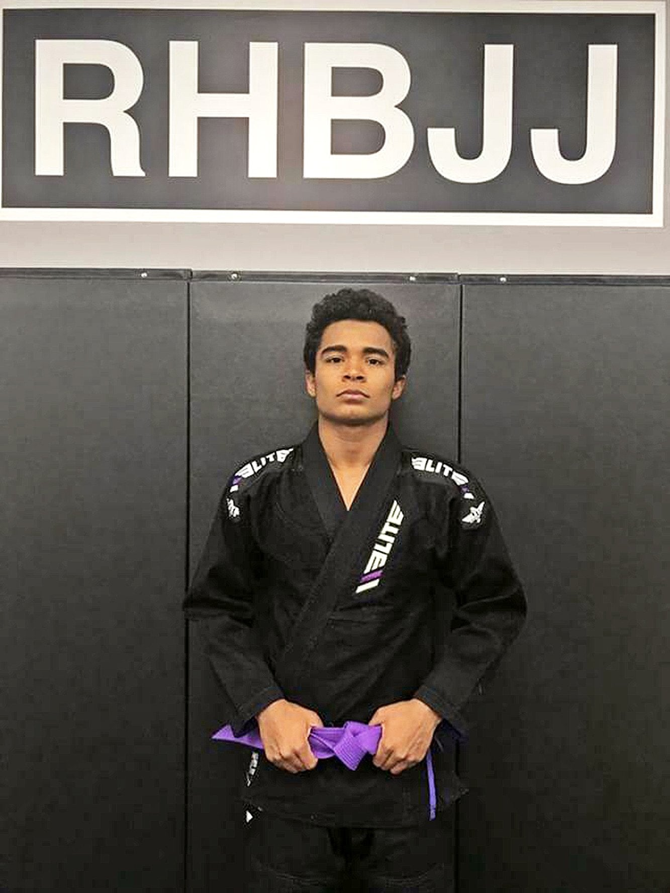 Elite Sports Team Elite Bjj Fighter Johnif de Oliveira Rocha  Image5