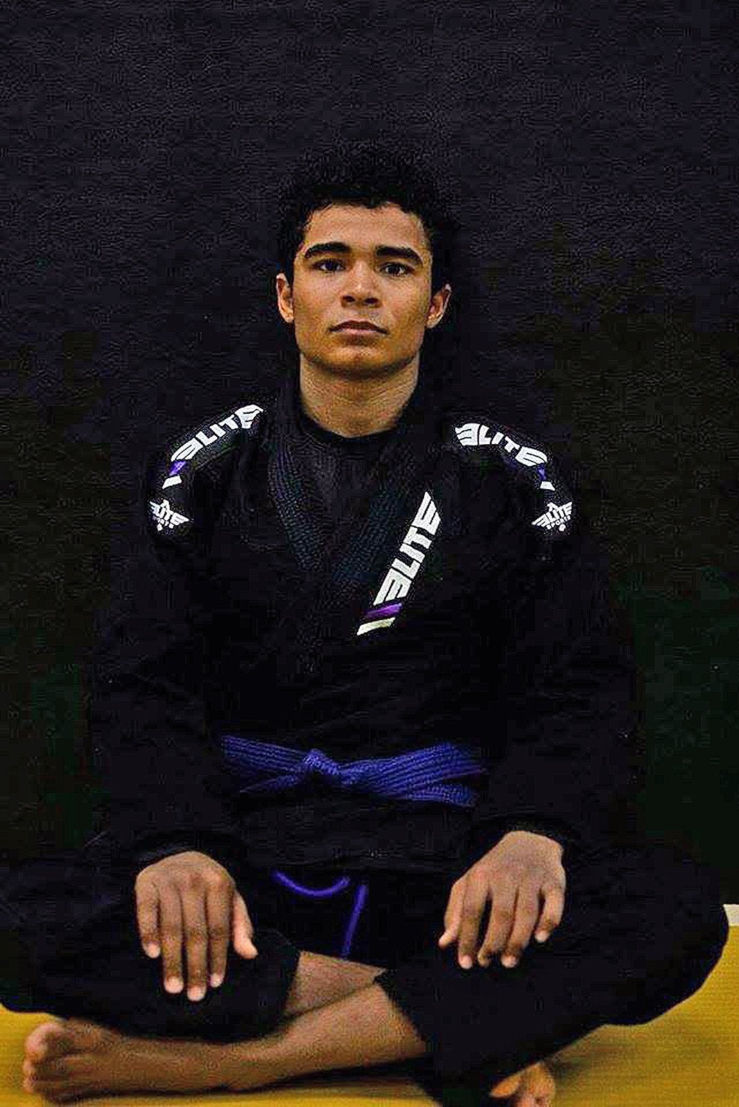Elite Sports Team Elite Bjj Fighter Johnif de Oliveira Rocha  Image8
