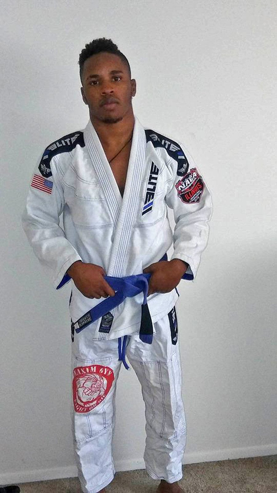 Elite Sports Team Elite Bjj Fighter Maltese Rico Tally  Image1
