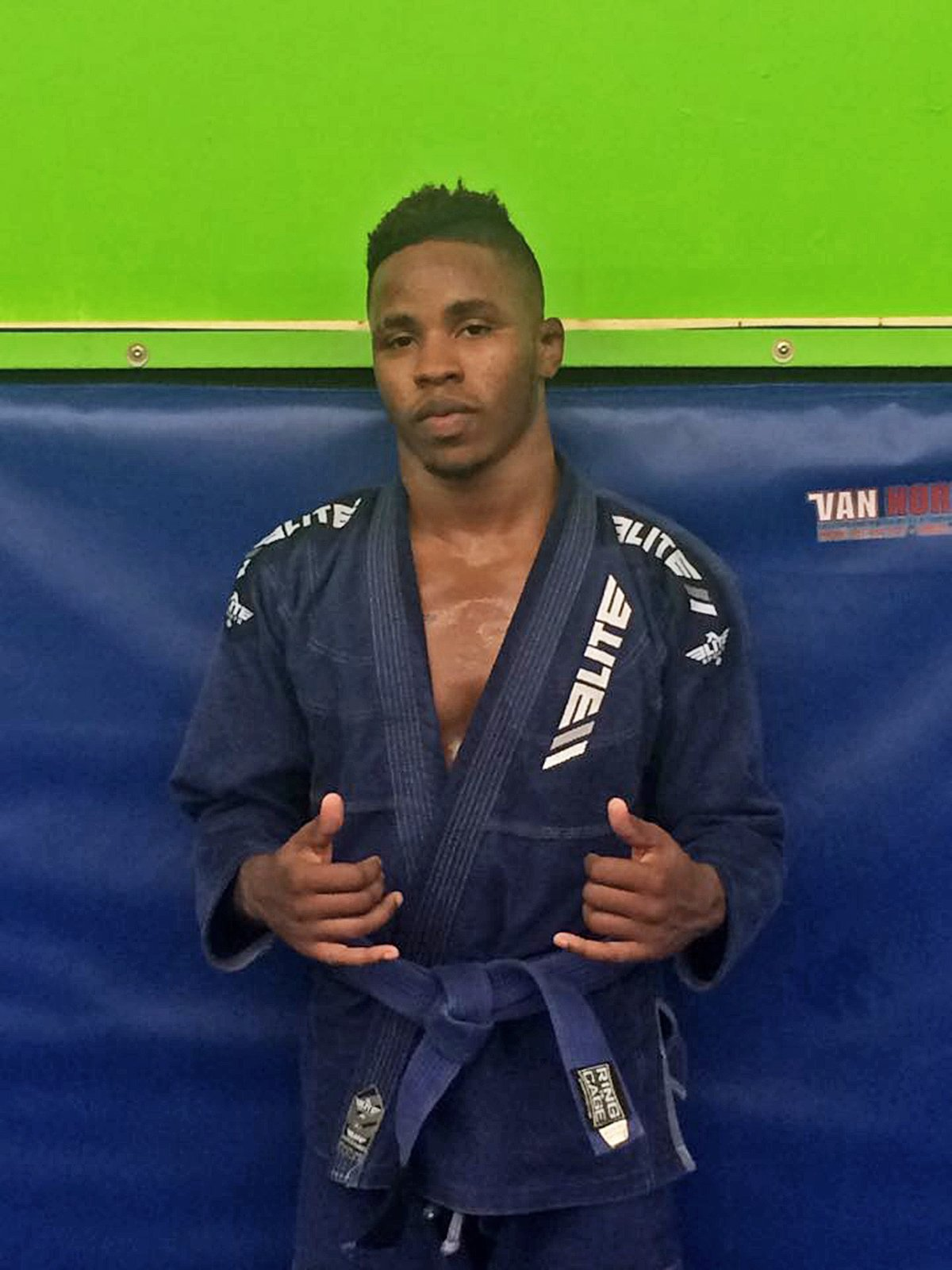 Elite Sports Team Elite Bjj Fighter Maltese Rico Tally  Image3