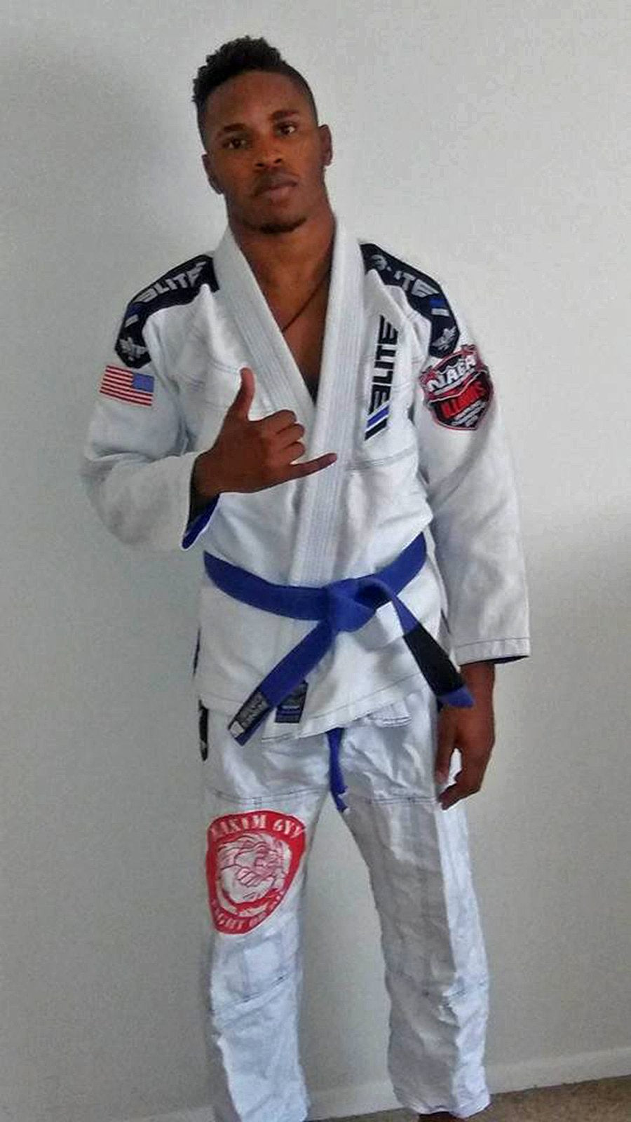 Elite Sports Team Elite Bjj Fighter Maltese Rico Tally  Image4