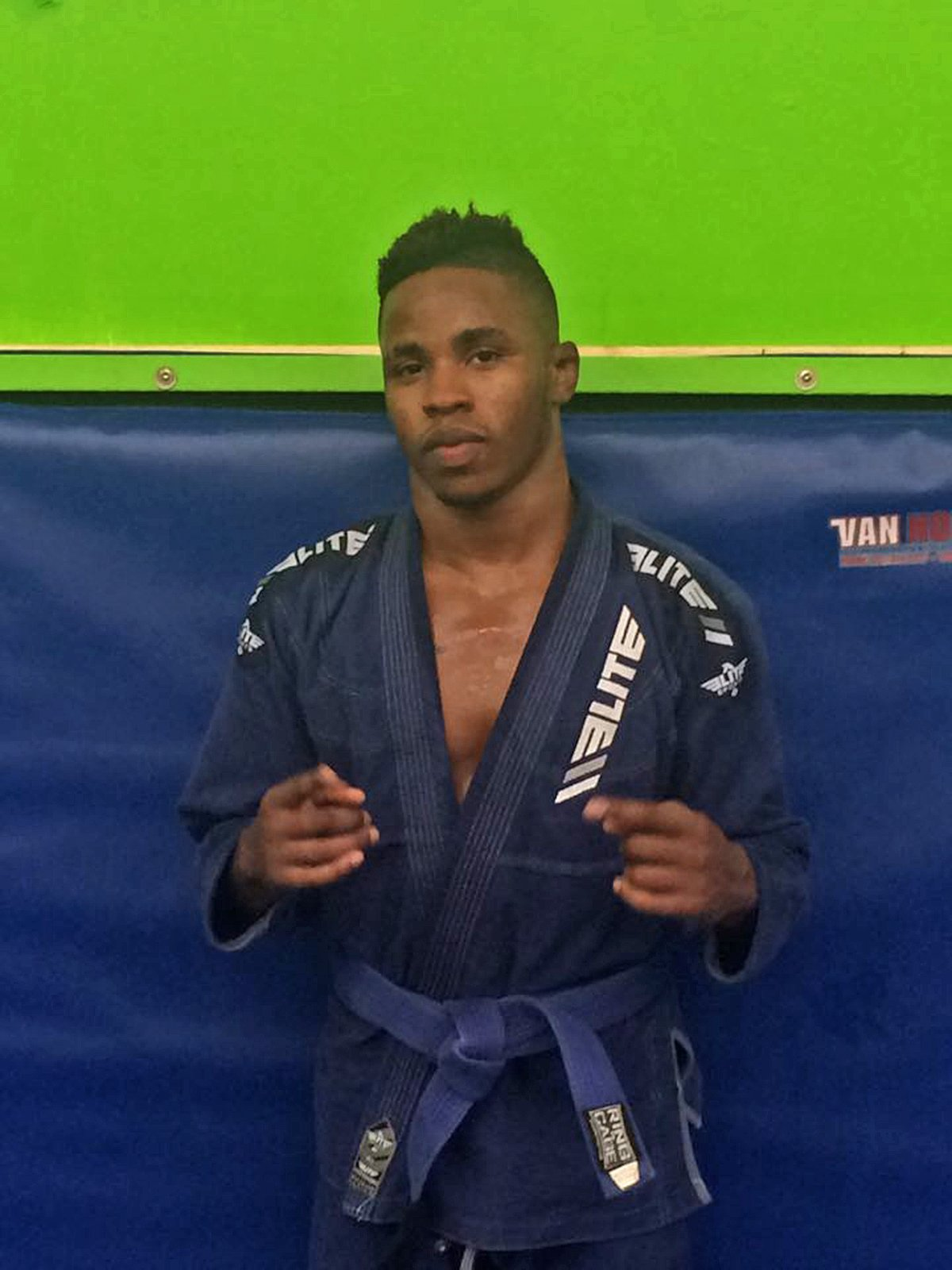 Elite Sports Team Elite Bjj Fighter Maltese Rico Tally  Image5