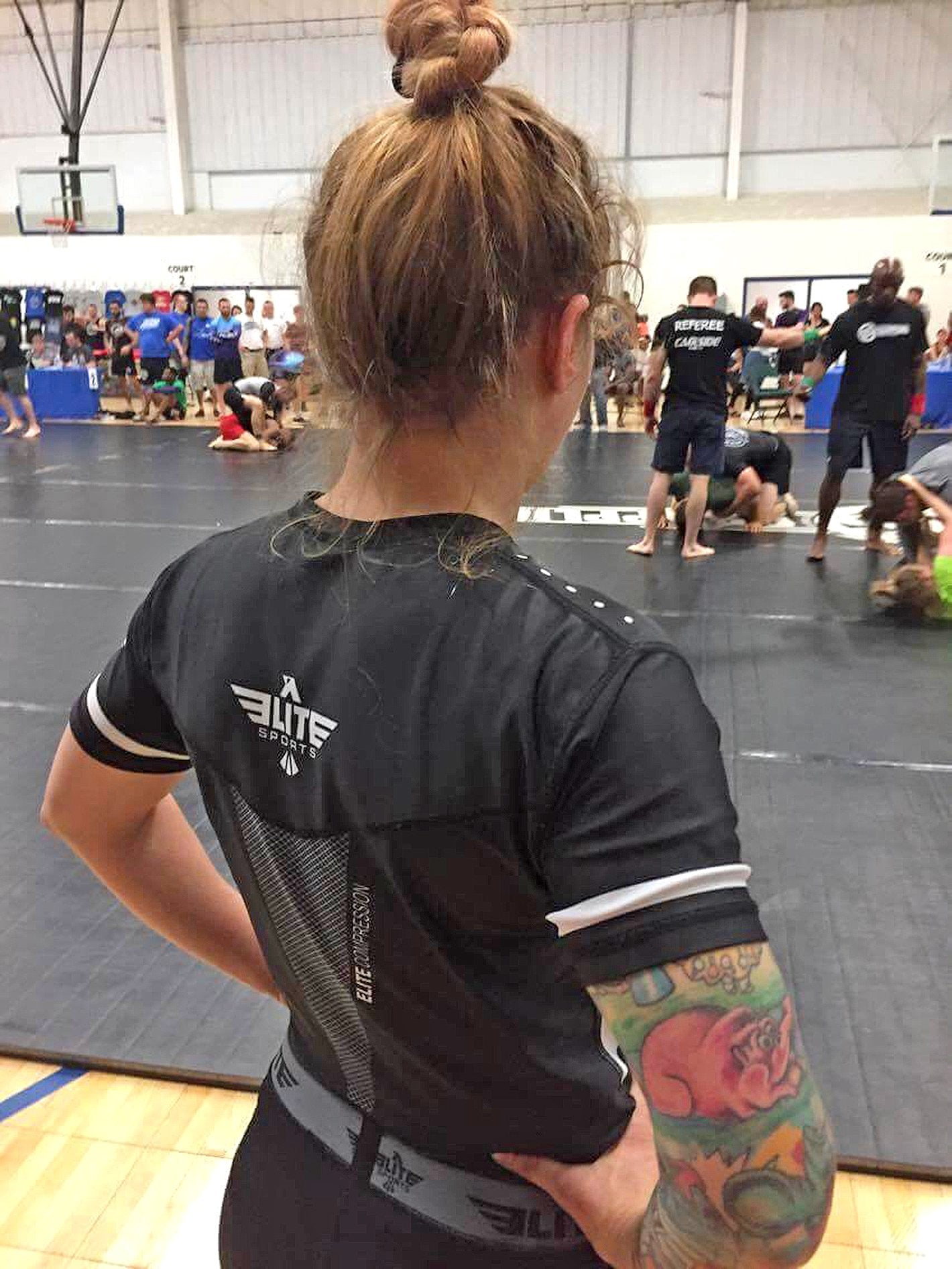 Elite Sports Team Elite Bjj Fighter  Nicole Hunt  Image2